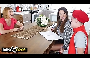 BANGBROS - Juan El Caballo Loco Gets French Lessons Outsider Anissa Kate