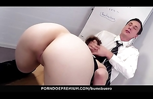 BUMS BUERO -  German blowjob, 69 and wild dear one with hot wordsmith