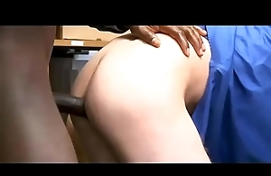 Closed Twink Shoplifter Double Dick Bareback Fuck