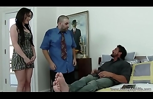 Dispirited Latina Housewife Fucking a Outlander