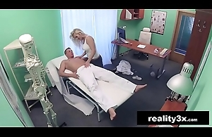 Caught On Cam - Horny Milf Masseuse Shagging - Kathy Anderson