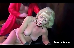 Blonde Granny Needs Some Dick Ell
