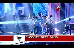 hot with an increment of sexy dance most beautiful Sabrina Sosa - Vedeton 2014 [HD 1080]