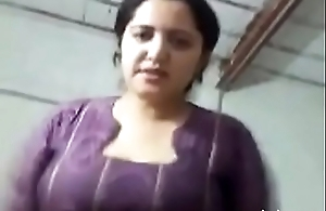 Indian mom 2 meticulous boobs