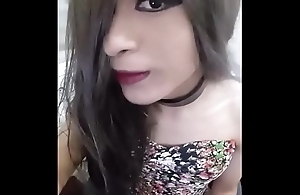 cute teen shemale - trans novinha crestfallen