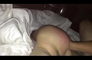drunk wife getting their way ass spanked
