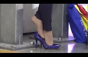 Cams4free.net - Business Unspecified Hackneyed Feet Nylon Shoeplay