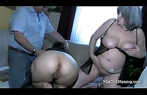 Naughty Old Couple About a CallGirl
