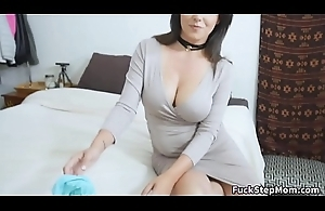 Big Boobs Begetter Fucked By Stepson